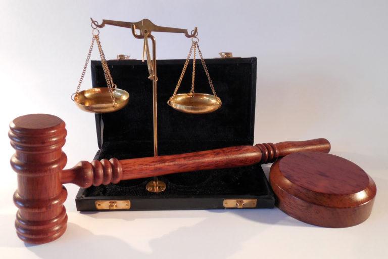 Une balance symbolisant la justice
